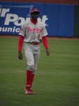 Phillies RF Jiwan James