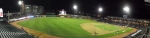 A panoramic view of Northeast Delta Dental Stadium